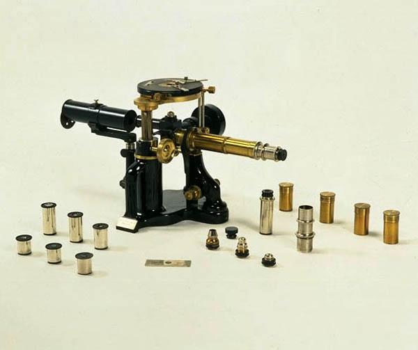 Microscopio metallografico Reichert