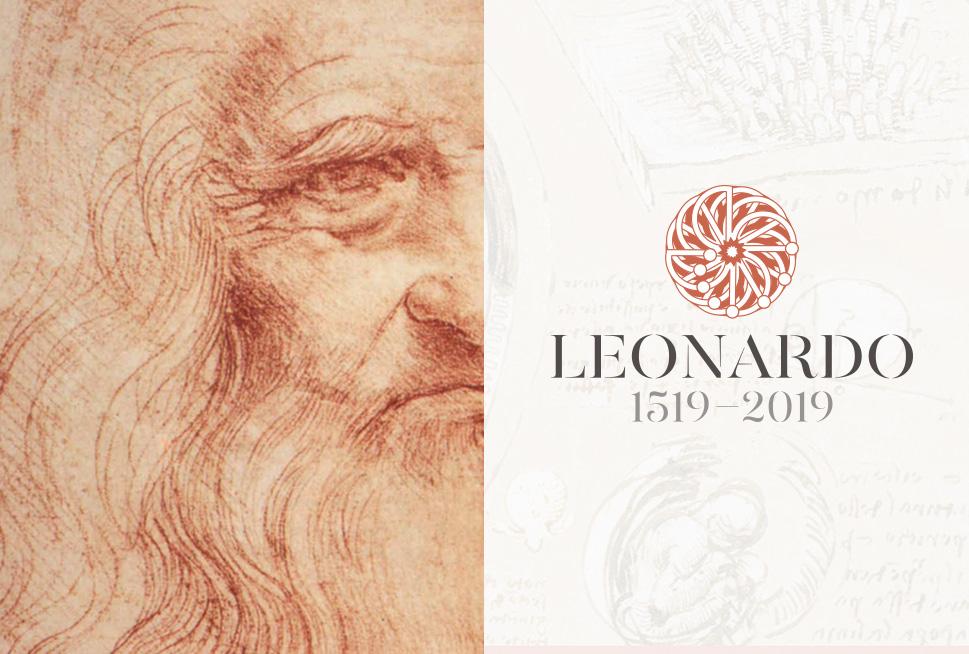 Celebrazione dei 500 anni dalla morte di Leonardo da Vinci