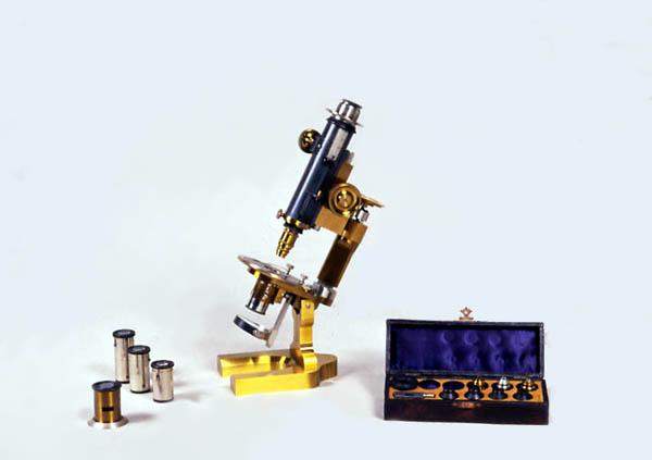 Microscopio cristallografico Fuess (modello II)