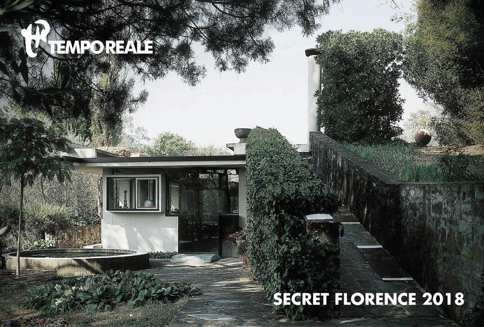 Concerti di Musica Sperimentale per Secret Florence 2018: Paesaggio Notte