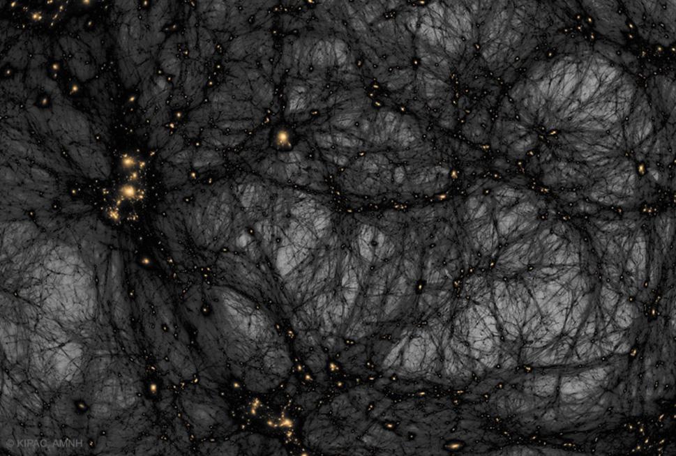 """""""Il mistero della materia oscura"""" con Edvige Corbelli e Daniele Galli"""