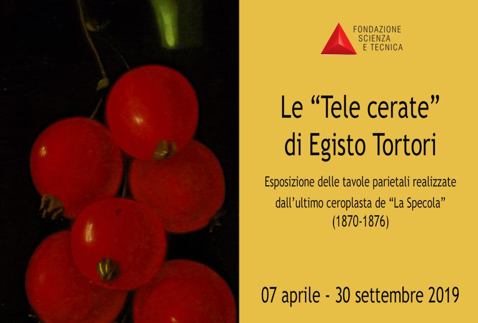 """Le """"Tele cerate"""" di Egisto Tortori. Esposizione delle tavole parietali realizzate dall'ultimo ceroplasta de """"La Specola"""""""