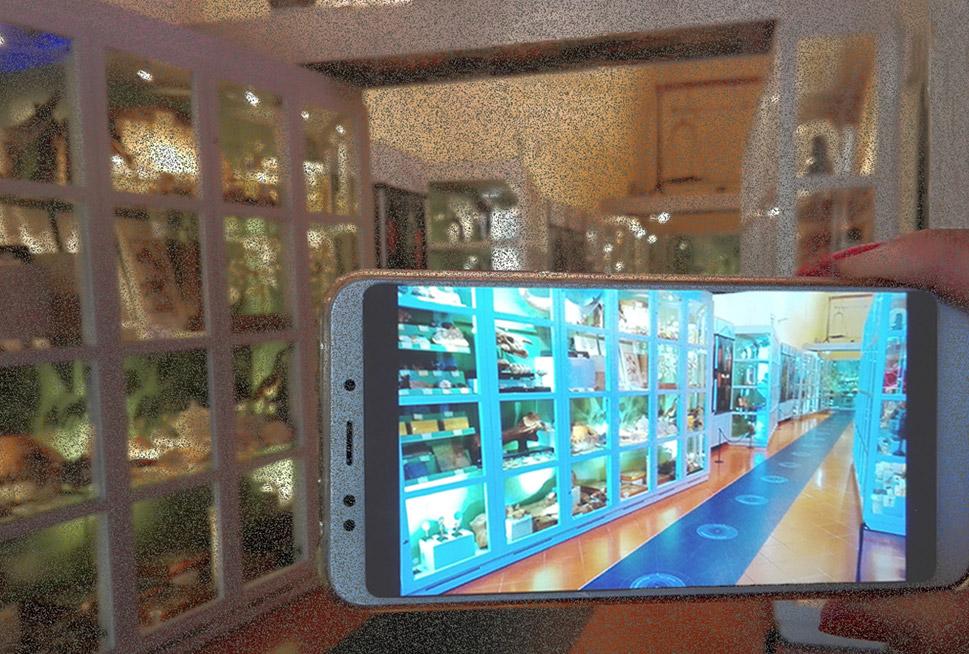 """""""High Tech vs High Touch"""". I nuovi servizi digitali di accessibilità al Museo"""