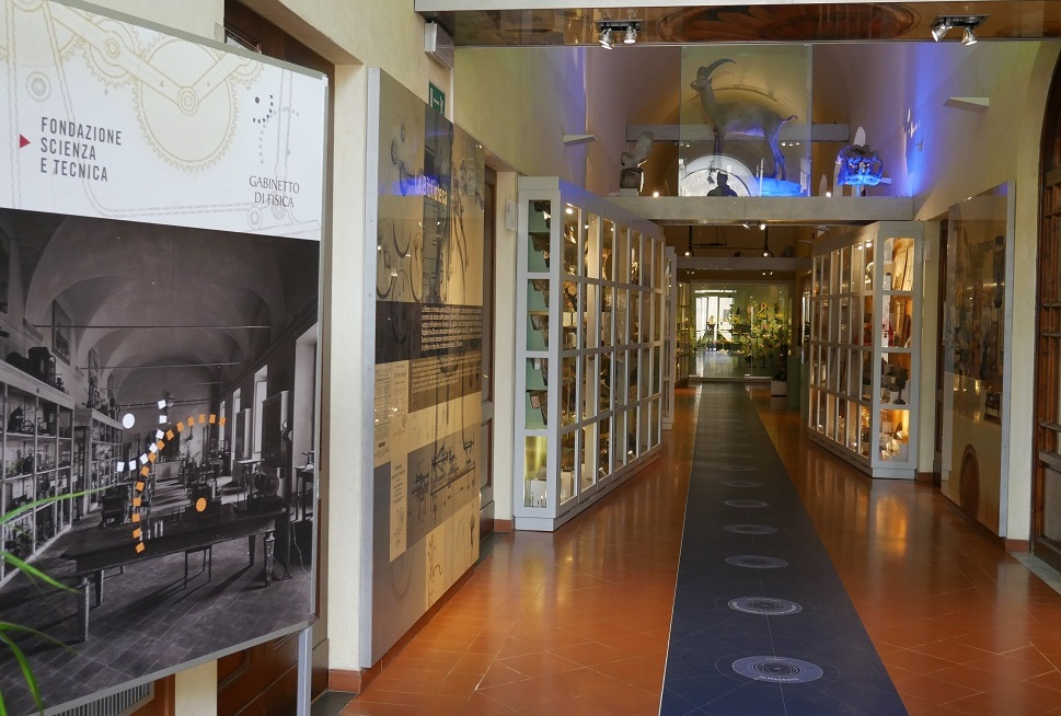 8 Marzo – 3 Aprile 2020: chiusura temporanea museo Fondazione Scienza e Tecnica e Planetario di Firenze